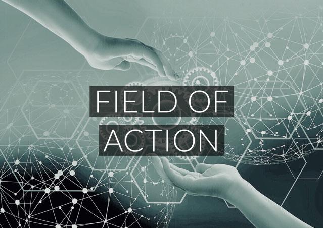 Handlungsfelder der Digitalisierung