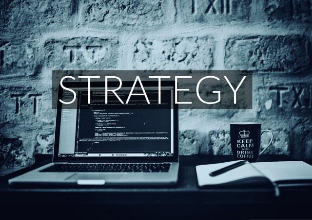 Strategie in der Digitalisierung